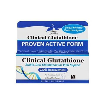 EuroPharma - Terry Naturally Clinical Glutathione - 60 Tablets