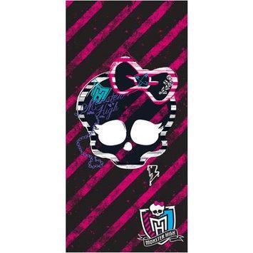 Monster High Creaky Freaks Beach Towel