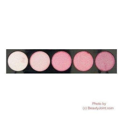 L.A. COLORS 5 Color Metallic Eyeshadow - Serenade