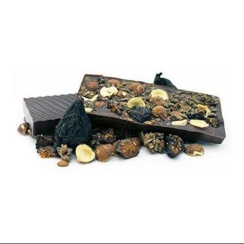 Rawmio Hazelnut & Fig Raw Chocolate Bark