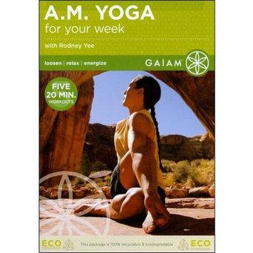Gt Media Gaiam Americas Am Yoga For Your Week [dvd]