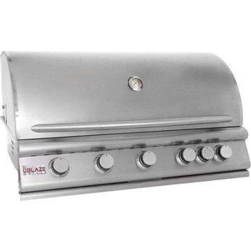 Blaze Grills Blaze 40-inch 5-Burner Built-in Propane Gas Grill