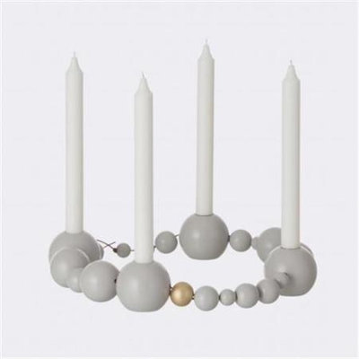 Scan D Cor Candleholder String - 85cm Wall Decor