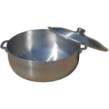 King Kooker Stock Pot with Lid Size: 5