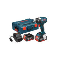 BOSCH IWBH182-01L Cordless Impact Wrench, Soft Grip,18.0V