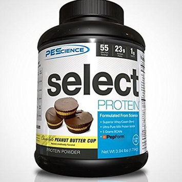 PES Select Protein Chocolate Peanut Butter Cup - 55 Servings