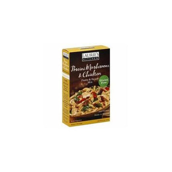 Kehe Distributors LAURIES KITCHEN 111244 LAURIES KITCHEN MIX PSTA PRCINI MSHRM CHC - Pack of 6 - 6.6 OZ