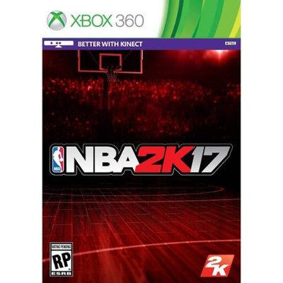 Take 2 NBA 2K17 XBox 360 [XB360]