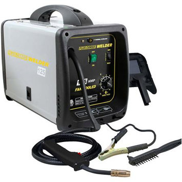 Buffalo Tools Mmig125 Flux Core Mig Welder