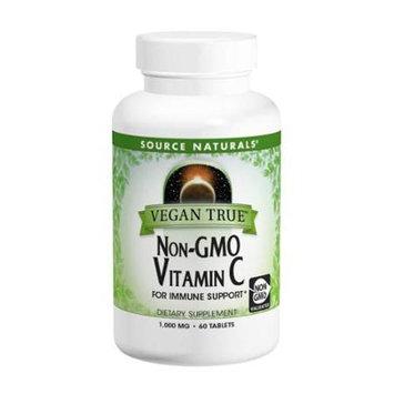 Source Naturals Inc. Vegan True Non-GMO Vitamin C Source Naturals, Inc. 60 Softgel