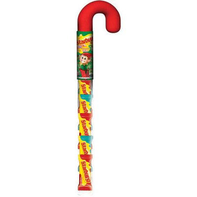 Starburst Candy Filled Cane