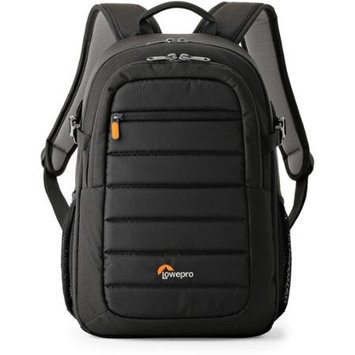 Lowepro Tahoe BP 150 Backpack for DSLR with Lens Attached, Flash Plus Extra Lens and Personal Gear, Black