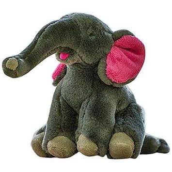 Cherrybrook Fluff and Tuff Edsel the Elephant 10 inches