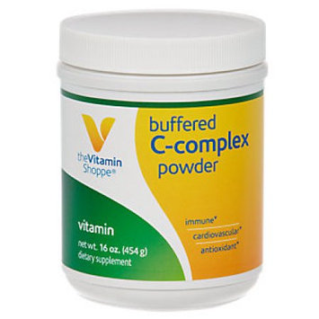 Vitamin Shoppe Buffered C Complex
