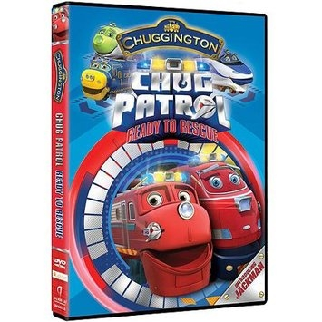Chuggington: Chug Patrol - Ready to Rescue (Widescreen) (DVD)
