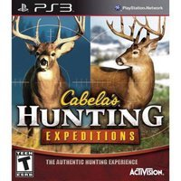 Activision, Inc. Activision Cabela's Hunting Expedition PS3 76940