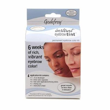 Godefroy R67 28 Day Permanent Eyebrow Color Kit - Light Brown