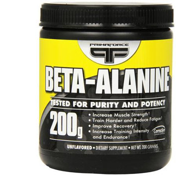 Primaforce Beta-Alanine Unflavored 200 g
