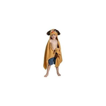 Zoocchini 11103 Duffy the Dog Hooded Towel - 50 x 22 in.