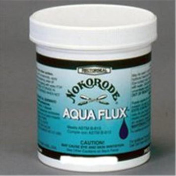 RECTORSEAL 74047 Nokorode Aqua Flux Soldering Paste 4 Oz.