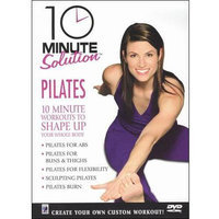 Anchor Bay Entertainment 10 Minute Solution-pilates [dvd] (starz)