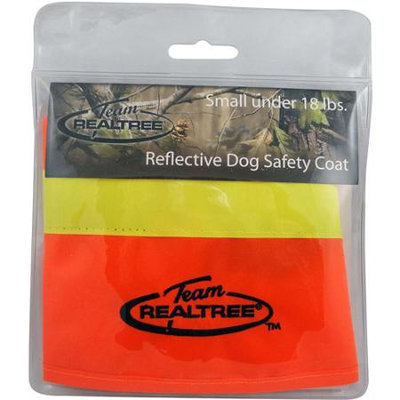Team Realtree Dog Field Coat - Reflective