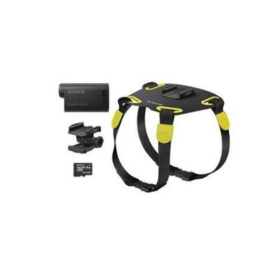 Sony Action Cam with Wi-Fi K9 Bundle