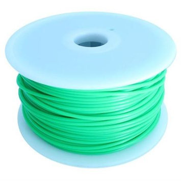 Dockwell 3D Printer ABS Filament 3mm 1kg Solid Green