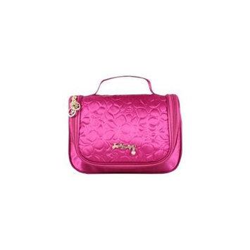 Jacki Design - Royal Blossom Travel Bag - Hot Pink