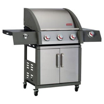 Bull Outdoor Products Coleman 78004 XT3 3 Burner Gas Grill