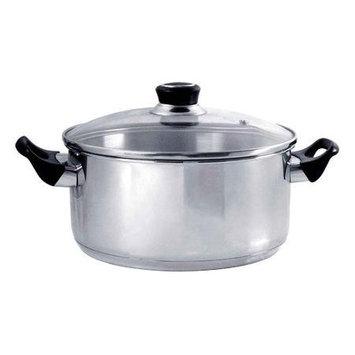 Gourmet Chef Saute Pot with Lid Size: 10.5-qt.
