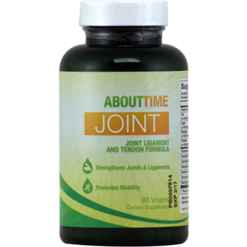 About Time - Joint Ligament & Tendon Formula - 90 Vegetarian Capsules