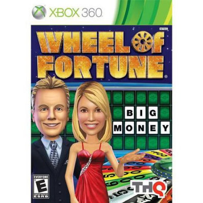 Thq Software THQ 55499 Wheel of Fortune X360
