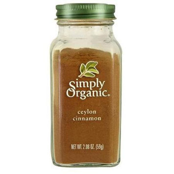 Frontier Natural Foods Frontier Natural Products 19515 Cinnamon Ceylon Ground Organic
