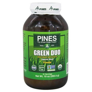 Pines International Green Duo Powder 10 oz