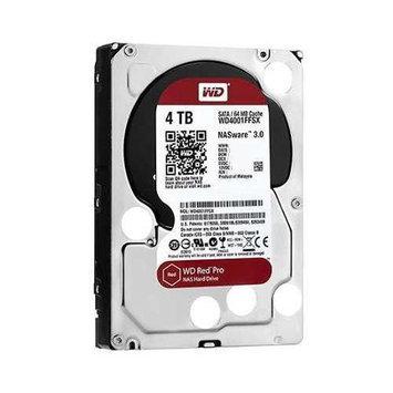 Western Digital WD Red Pro 6TB SATA 6GB/s 128MB Cache Internal 8,9cm 3,5Zoll 24x7 7200rpm optimized fur SOHO NAS sys