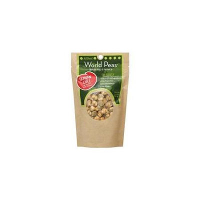 World Peas Green Pea Snack Sichuan Chili 5.3 oz - Vegan