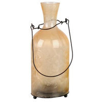 Blossom Bucket Glass Candle Holder