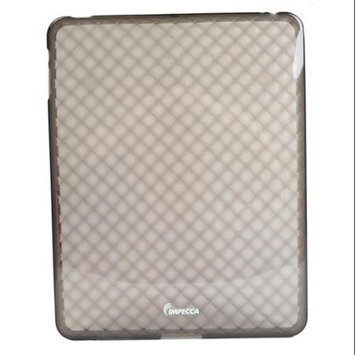 Impecca IPS121SM Ips121 Diamond Bubble Flexible Tpu Protective Skin For Ipad - Smoke