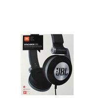 JBL E30 Synchros On-Ear Headphones With Mic (Black)