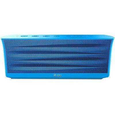 Jwin Electronics Corporation Jwin ISP233BLU Mobiout Stereo Bt Speaker Dock Rechargeable Splash-resistant