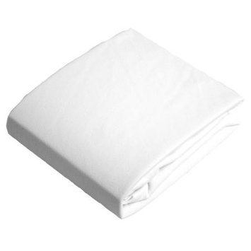 Kushies Cotton Flannel Fitted Crib Sheet
