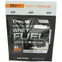 Twinlab Whey Fuel Cookies & Cream - 10.93 oz