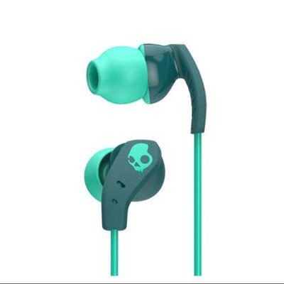 Skullcandy Method Earbuds Teal/Green/Green, One Size