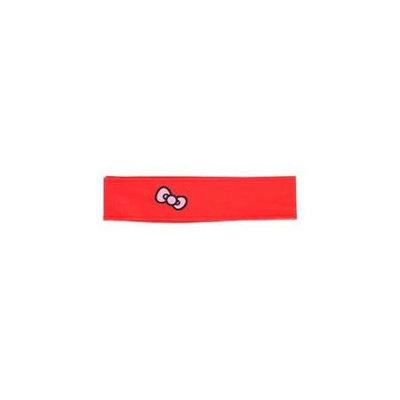 Mma Holdings Group Hello Kitty Sports Head Tie Headband - Red