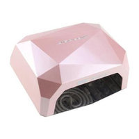 Image Led Nail Dryer Diamond Shaped Curing UV Machine For UV Gel Nail Art Lamp