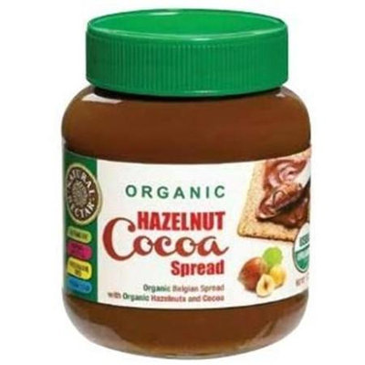 Natural Nectar SPREAD, OG2, HZLNT, COCOA, (Pack of 12)