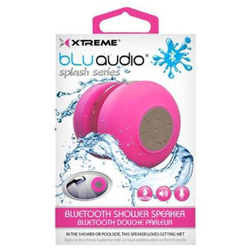 Xtreme Cables And Accessories Xtreme Cables 51492 Pink Bluetooth Shower Speaker
