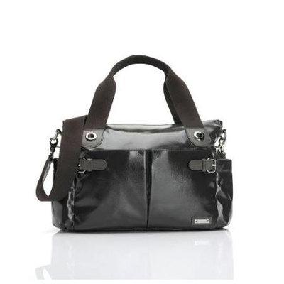 Storksak Kate changing bag, Charcoal