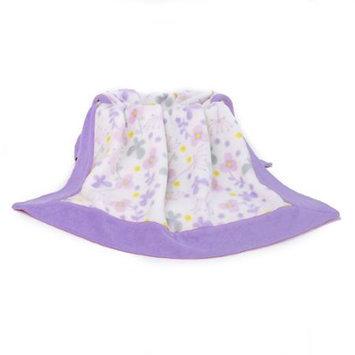 Belle LuLu Baby Blanket Purple